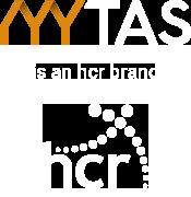 Mytas is an HCR brand logo